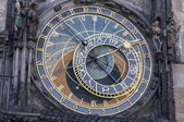 Astronomical clock, Prague. — Stock Photo