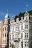 Karlovy Vary. — Stock Photo