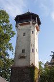Karlovy Vary observation tower. — Stock Photo
