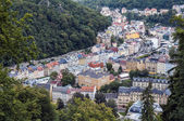Karlovy Vary. — Stock Photo