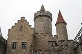 Kokorin castle. — Stock Photo