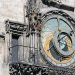 Astronomical clock, Prague. — Stock Photo #58315487
