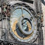 Astronomical clock, Prague. — Stock Photo #58316191