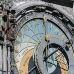 Astronomical clock, Prague. — Stock Photo #58825671