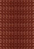 Appetizing dark chocolate bar taken closeup.Food background. — Stock Photo