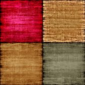 Multicolored patch texture as abstract background. — Stock Photo