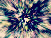 Multicolored stars prospective as abstract background. — Stock Photo