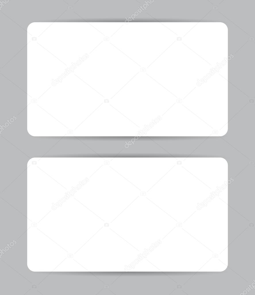 Blank business card templates image business cards blank for Free blank business card templates