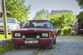 Old car Ford, Tallinn, Estonia — Stock Photo