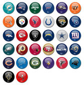 Nfl teams — Stock Photo