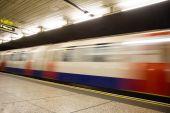 метро — Стоковое фото