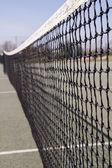 Kort tenisowy — Zdjęcie stockowe