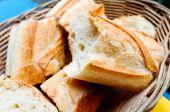 En la cesta del pan — Foto de Stock