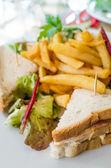 Sandwich — Foto Stock
