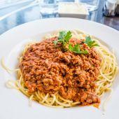 Tasty pasta — Stock Photo