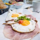 Prepared Egg  — Foto de Stock