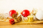 Old  christmas decoration — Stockfoto