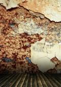 Detailed textured grunge background — 图库照片