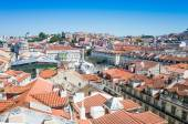 Traditional old buildings, Lisbon — Foto de Stock