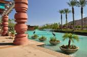 The River in Rancho Mirage — Stock Photo