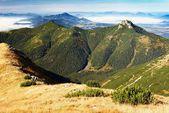 West high tatra mountains- Slovakia — Stock Photo