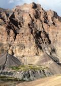 Photoksar village - Zanskar trek - Ladakh - India  — Stock Photo