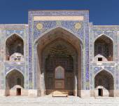 Sher Dor Medressa - Registan - Samarkand - Uzbekistan — Stock Photo