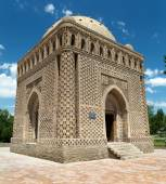 Ismail Samani Mausoleum - Buchara - Uzbekistan  — Stock Photo