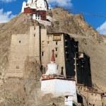Leh Palace - Namgyal Tsemo Gompa — Stock Photo #62671805