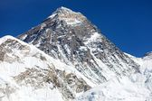 Top of Mount Everest - way to Everest base camp - Nepal — Stock Photo