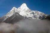 Ama Dablam - way to Everest base camp - Nepal — Stock Photo