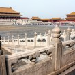 View from forbidden city - Beijing, china — Stock Photo #71392477