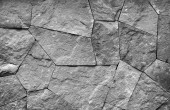 Grunge rock wall background — Stock Photo