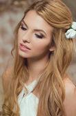 Portrét krásné ženy — Stock fotografie