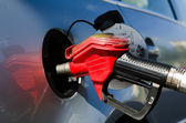 Fuel nozzle — Stock Photo
