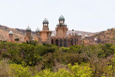 Panorama of Sun City, The Palace of Lost City, South Africa — Stock Photo