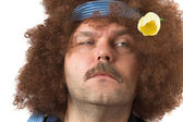 Stoned out of my mind — Stock Photo