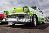 Vintage 1956 Green Chevrolet Bel Air — Foto de Stock