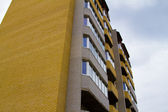 High rise construction — Stock Photo