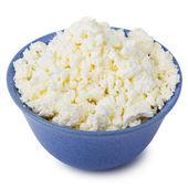 Fresh curd cheese — Stock Photo