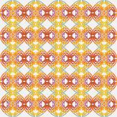 Padrão em mosaico abstrato — Vetor de Stock