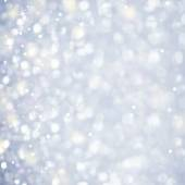 Snow Abstract  - Glittering magic light and Stars Sparcles — Stock Photo