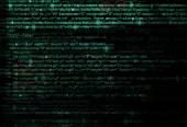 Concept of Web program code — Stock Photo