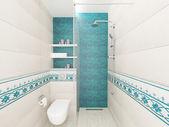 Modern bathroom interior design — Stock Photo