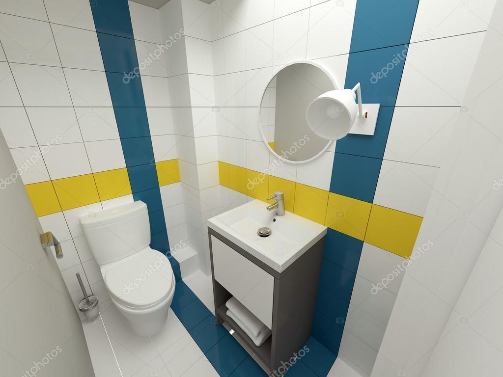 Modernt badrum inredning och design — stockfotografi © zuzulicea ...