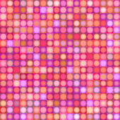 Background with sphere and square in multiple pink red magenta — Stock Vector