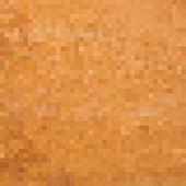 Orange square pixel gradient grunge light effect — Vetor de Stock