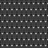 Illustration vectorielle de feuilles. — Vecteur