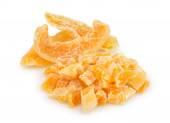 Cantaloupe candied cut — Stock Photo