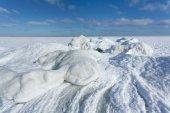 Sea ice — Stock Photo